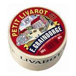 Grain d'orge -   livarot pasteurise croute lavee standard a.o.c 40 pourcent m.g. vache boite bois entiere  3252950033011