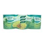 Géant vert -   vert mais boite de conserve  3ct au naturel grains jaune ultra tendre  3254473016021