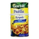 Garbit -   paella fruit de mer et volaille  3261053400415