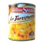 William Saurin -   saurin plat a base de pomme de terre boite de conserve pomme de terre creme fraiche et lardon tartiflette  3261055740502