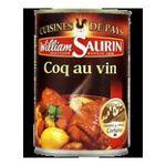 William Saurin -   william saurin coq au vin et petites pommes de terre 1/2  | 1/2 COQ AU VIN ET PETITES POMME DE TERRE W.SAURIN 3261055858719
