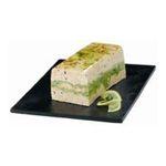 Amand - Amand Terroir | Terrine de filet de saumon à l'oseille | Colis de 3 terrines - La terrine de 1,5 kg 3278971111552