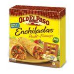 Old El Paso - Enchiladas poulet fromage  3302740244025
