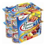 Yoplait - Panier de Yoplait 0% - Yaourt fraise, mûre, framboise, pêche, poire et nectarine 3329770000407