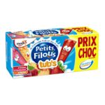 Yoplait - Petits Filous Tub's - Tub's Fruits Fraise Framboise Pêche 3329770000629