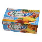 Yoplait - Panier de Yoplait 0% - Yaourt Pêche Abricot Ananas 3329770000803