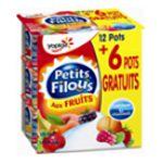 Yoplait - Petits Filous - Yaourt aux fruits 3329770007086