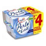 Yoplait - Perle de lait - Yaourt nature 3329770015036