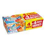 Yoplait - Panier de Yoplait 0% - Yaourt Abricot Nectarine 3329770038554