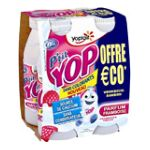 Yoplait - P'tit Yop - Yaourt à boire Framboise 3329770038578