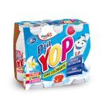 Yoplait - P'tit Yop - Yaourt à Boire Fraise Vanille Framboise 3329770039223