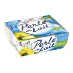 Yoplait - Perle de lait - Spécialité laitière sucrée, aromatisée - Citron 3329770039278