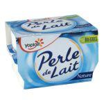 Yoplait - Perle de lait - Yaourt Nature Bifidus 3329770039346