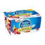 Yoplait - Petit filou - Fromage frais sucré aromatisé  3329770041219