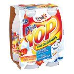 Yoplait - P'tit Yop - Yaourt à boire fraise banane 3329770041356