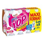 Yoplait - P'tit Yop - Yaourts à boire Framboise 3329770041783