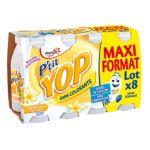 Yoplait - P'tit Yop - Yaourt à boire Vanille 3329770041790