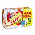 Yoplait - P'tit Yop - Yaourt à boire Fraise 3329770041813