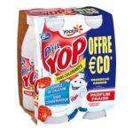 Yoplait - P'tit Yop - Yaourt à boire Fraise 3329770041820
