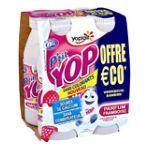 Yoplait - P'tit Yop - Yaourt à boire Framboise 3329770041837