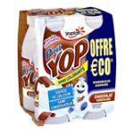 Yoplait - P'tit Yop - Yaourt à boire Chocolat 3329770041851