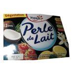 Yoplait - Perle de lait - Yaourt Vanille Coco Citron Fraise 3329770043480