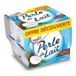 Yoplait - Perle de Lait - Yaourt Coco 3329770043817