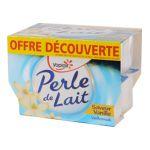 Yoplait - Perle de Lait - Yaourt Vanille 3329770043824