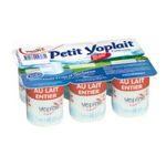 Yoplait - Petit Yoplait - Yaourt nature 3329770043831
