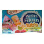 Yoplait - Petits Filous Tub's - Tub's Fraise Framboise Pêche  3329770044043