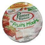 Yoplait - Panier de Yoplait - Yaourt aux fruits mixés sans morceraux Fraise 3329770044197