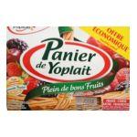Yoplait - Panier de Yoplait - Yaourt fraise Cerise Mûre Framboise 3329770044500