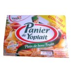 Yoplait - Panier de Yoplait - Yaourts sucres aux fruits 3329770044517