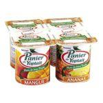 Yoplait - Panier de Yoplait - Yaourt Mange Ananas 3329770044647
