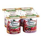 Yoplait - Panier de Yoplait - Yaourt cerise et fruits rouges 3329770044654