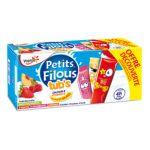 Yoplait - Petits Filous tub's - Tub's Fraise Framboise Pêche 3329770047778