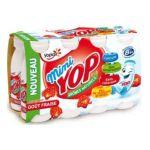 Yoplait - P'tit Yop - Yaourt à boire Fraise 3329770048706