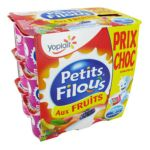 Yoplait - Petits Filous - Yaourt aux fruits 3329772619737