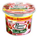 Yoplait - Panier de Yoplait - Yaourt aux fruits mixés Fraise 3329772847017