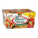 Yoplait - Panier de Yoplait - Yaourt fraise 3329778560019