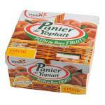 Yoplait - Panier de Yoplait - Yaourt Pêche 3329778560088