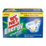 WC Net -   net energy produit wc boite carton blanc cuvette poudre detartrant  3346027003059