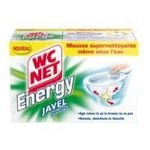 WC Net -   net energy produit wc boite carton blanc cuvette poudre detartrant et javelisant  3346027003103