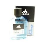 Adidas Body Care - Addias Blue Challenge Men Aftershave  Lotion / Splash - 3.3 oz /  after shave NEW IN BOX 3412241230066
