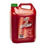 Gyma -  Gyma   Ketchup   Colis de 4 bidons - Le bidon de 5 kg 3434415501000