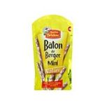 Aoste -  JUSTIN |  bridou mini baton de berger mini saucisson stick standard  3449853083001