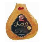Aoste -  Couronne d'Or | Jambon cru Grande Carte | Colis de 2 pièces de 6 kg - Le kg 3449861001264
