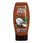 Garnier -  Ultra Doux -   doux apres shampooing rebelle et difficile a lisser demelant et nourrissant et lissant standard sans label  3600540966001
