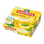 Andros -  Dessert fruitier -  Compote Banana 3608580711100