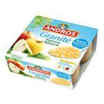 Andros -  Granité -  Compote de pommes sans sucre ajouté Granité 3608580713029